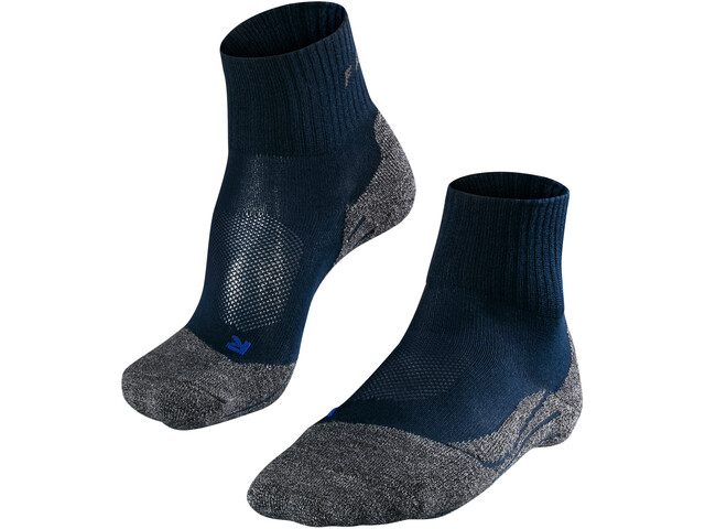Falke TK2 Cool Short Trekking Socks Damen marine